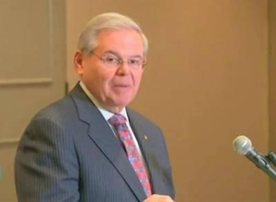 News video: Menendez Indictment Could Come Wednesday