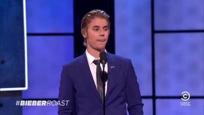 News video: The Best Moments from Justin Bieber's Roast